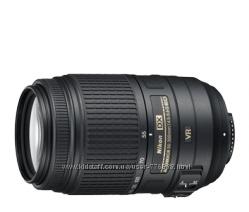 Объектив AF-S DX NIKKOR 55-300MM F4. 5-5. 6G ED VR