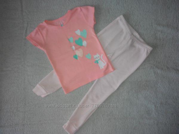 Пижама Carters, Америка