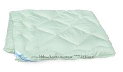 Одеяло бамбук антиалергенное ТМ Лелека Текстиль зима-осень