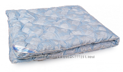 Одеяло  искуственный лебяжий пух  осень-зима ТМ Лелека текстиль