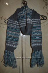 новый теплый красивый шарф