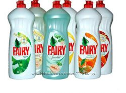 Средство для мытья посуды Fairy в ассортименте