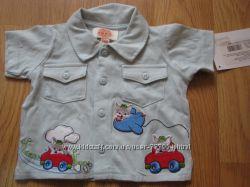 Рубашка Foxy, 3-6 месяца