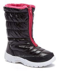 Зимние ботинки дутики SHOCKED