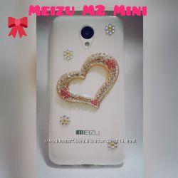 Meizu M2 mini чехол 3D, эксклюзив,  силикон