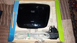 маршрутизатор Linksys Cisco WAG120N  бу