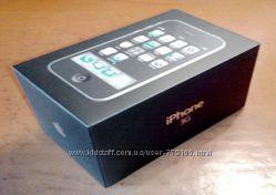 Коробка для Iphone 3G  оригинал