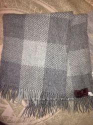 Серый шарф Mulberry оригинал