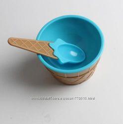 Сказочно красивый набор Эскимо для сладкоежки. голубой или розовый