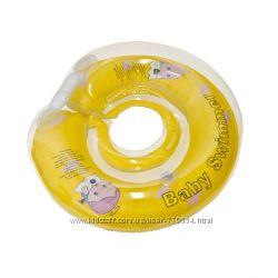 круг для купания  Baby Swimmer воротник
