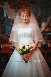 Божественное свадебное платье