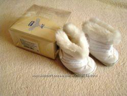 Сапожки пинетки Chicco, для самых маленьких, размер 17-18