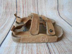 15см-24р NEXT кожаные сандалии на мальчика арт. 2392