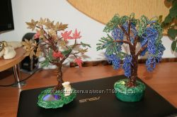 деревья из бисера ручной роботы