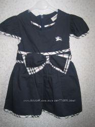 Платье на девочку BURBERRY