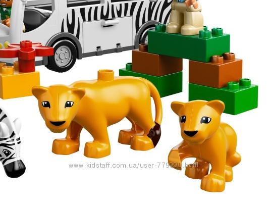 Лего дупло подарок для льва
