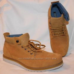 Ботинки, натуральная замша PULL&BEAR р-р 44 28, 5-29см