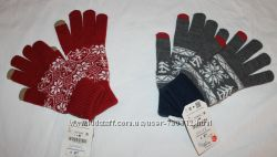 Перчатки, шерсть, BENETTON, ZARA S, L