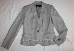 Пиджак черный, серый, нежно голубой ZARA размер S, М