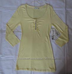 Кофта желтая GUESS размер M, L