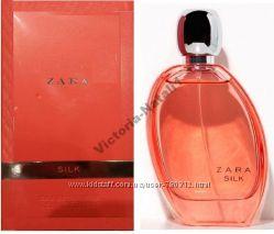 Парфюмированная вода для женщин Zara Silk объем 75ml