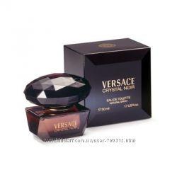Парфюмированная вода Versace Crystal Noir 50ml Италия