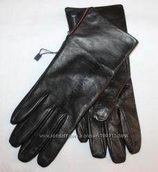 Перчатки кожа ARMANI размер S, Made in Italy