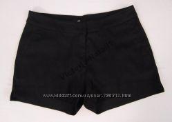 Шорты черные H&M хлопок размер S-М