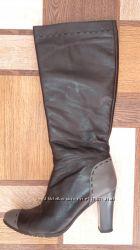 Кожаные сапоги Tucino 36р