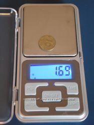 Карманные ювелирные электронные весы 0, 01-200 гр