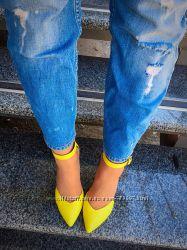 Шикарные туфли. Натуральная Кожа