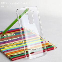 Чехол Imak LG G3 D830 D850 D831 Lg G3 Mini d724  Прозрачный Вналичии