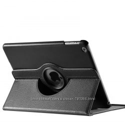 Кожаный чехол-книжка Ipad 5 Air  Пленка 4 цвета Оплата При получении.