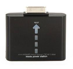 Аккумулятор дополнительный внешний 1000 mAh для iPhoneiPod