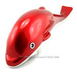 Ручной массажер для тела Дельфин вибромассажер