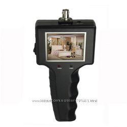 CCTV тестер для установки, проверки и настройки камеры