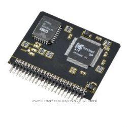 Переходник SD SDHC MMC на 2. 5 IDE 44pin контроллер