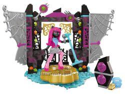 Mega Construx Monster High Catty Noir Mega Bloks Оригинал