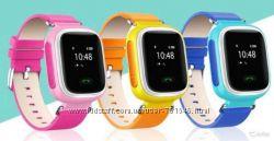 Высококачественные Smart Baby Watch q100 вибро, 100оригинал