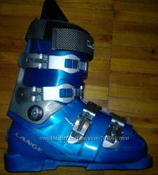 Лыжные профессиональные ботинки Lange новые Стелька 24см