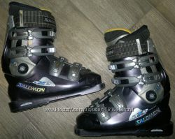 Ботинки горнолыжные Salomon стелька 23и5см