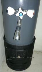 титан бойлер чугун на дровах водонагреватель
