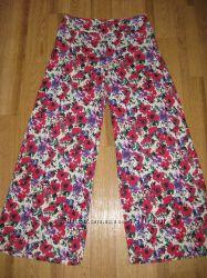 Модные брюки, размер L. Фирма M&S.