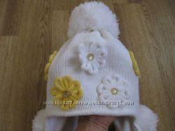 Зимняя шапочка на 3-5 лет.