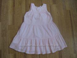 Платье H&M 6-7 лет, 122 см.