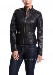 Стильная кожанная куртка GUESS
