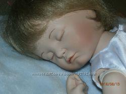 Очаровательный спящий малыш -реборн Ashton-Drake