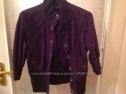 Фиолетовая хб ветровочка