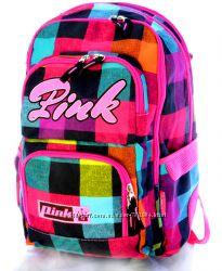 Рюкзак школьный ортопедический Vombato 20015-7 Pink