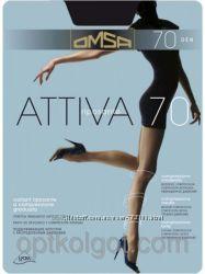 Колготи Omsa 70 den Attiva